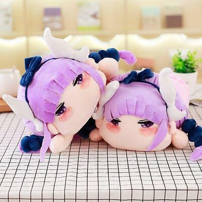 Miss Kobayshi/'s Dragon Maid Kanna Double Sides Hold Pillow Plush Toy For Gift
