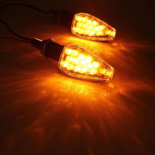LED Turn Signal Indicators For Honda CRF250X 450X XR250 XR400 CRF XR VTR CBR 250