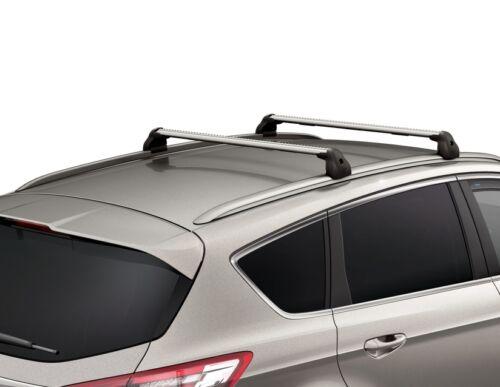genuine ford s max roof rack bars 2015 onwards factory rails fitted 1854170 ebay. Black Bedroom Furniture Sets. Home Design Ideas