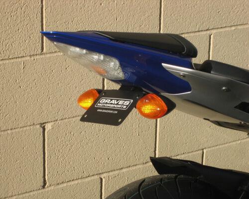 Yamaha R6 Fender Eliminator Kit Graves FEY-15R6-K