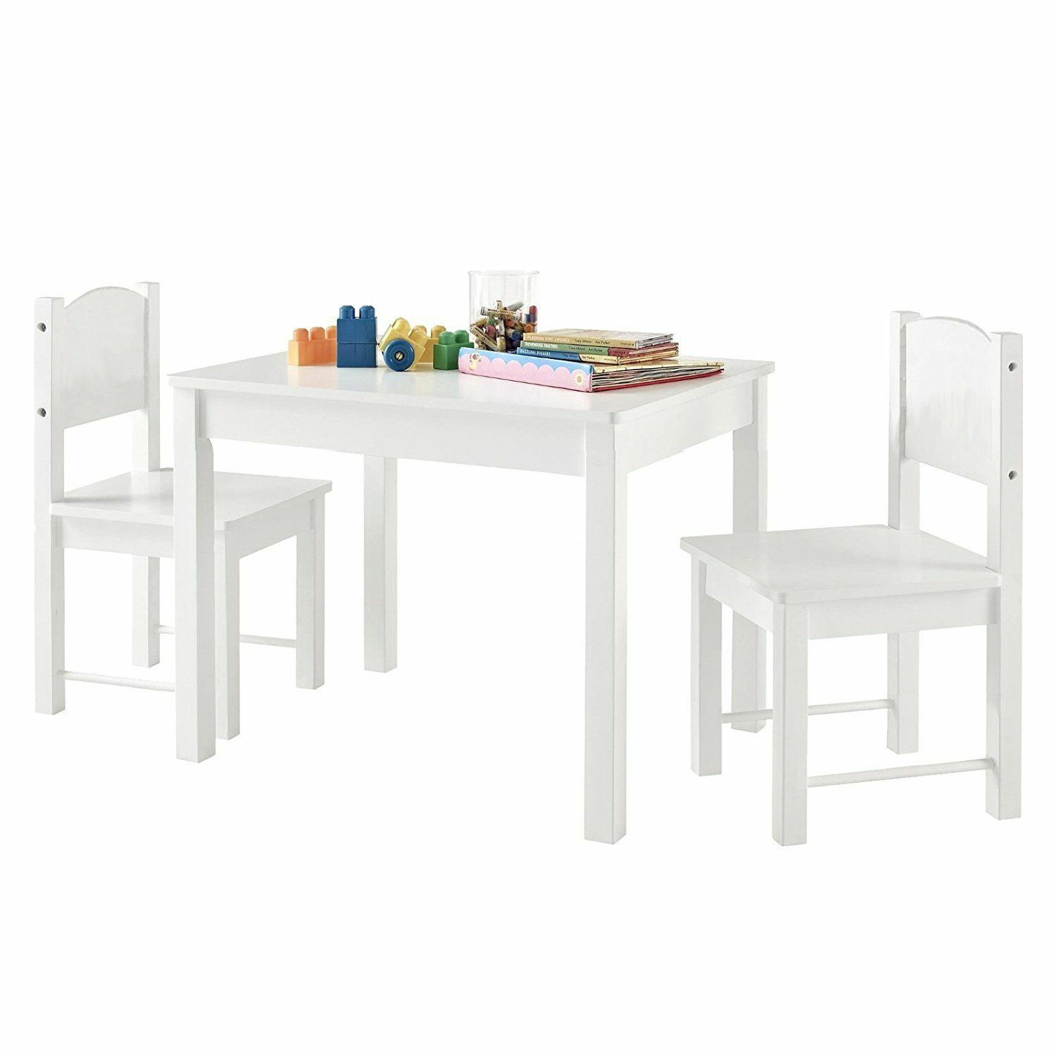 Marvelous Details About Kids Wooden Table And Chairs Set Play Eat Activity Furniture Toddler Drawing Uk Home Interior And Landscaping Oversignezvosmurscom