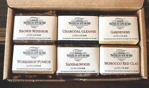 6-Handmade-2-5-3-oz-Bar-Soaps-Your-Choice-All-Natural-botanical-soaps-Gift