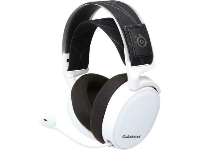meet ever popular newest SteelSeries Arctis 7 White (2019 Edition) Headband Headset for PC ...