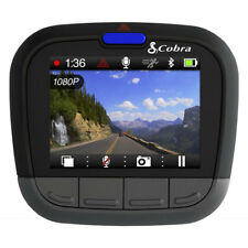 Cobra Drive HD 1080p Bluetooth GPS Dash Cam | CDR855BT
