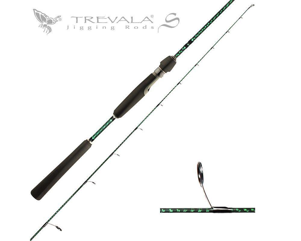 SHIuomoO TREVALA S 6'3'' MED H JIGGING SPINNING TVSS63MH
