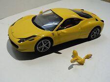 Carrera Evolution 27343 Ferrari 458 Italia gelb NEU