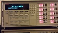 Keithley 7002 Switch System 10 Slots Mainframe Gpib No Cards
