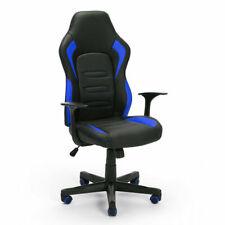 Chaise de bureau ergonomique en similicuir design sport ARAGON SKY