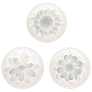 Diy-Silikon-3D-Blumen-Formen-Form-Harz-Schmuck-Anhaenger-Machen-Werkzeug-Hand-1M7