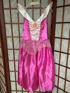 Disney-Sleeping-Beauty-Aurora-Costume-girls-size-4-6x