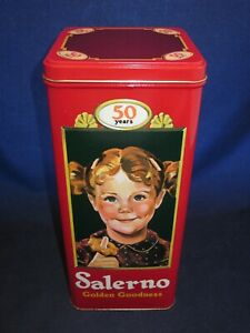Vintage tin Cans 50 years