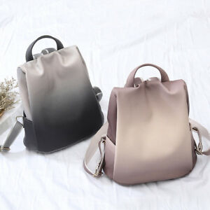 Women-039-s-Faux-Leather-Backpack-Rucksack-Daypack-Travel-Bag-Cute-Purse-Anti-theft