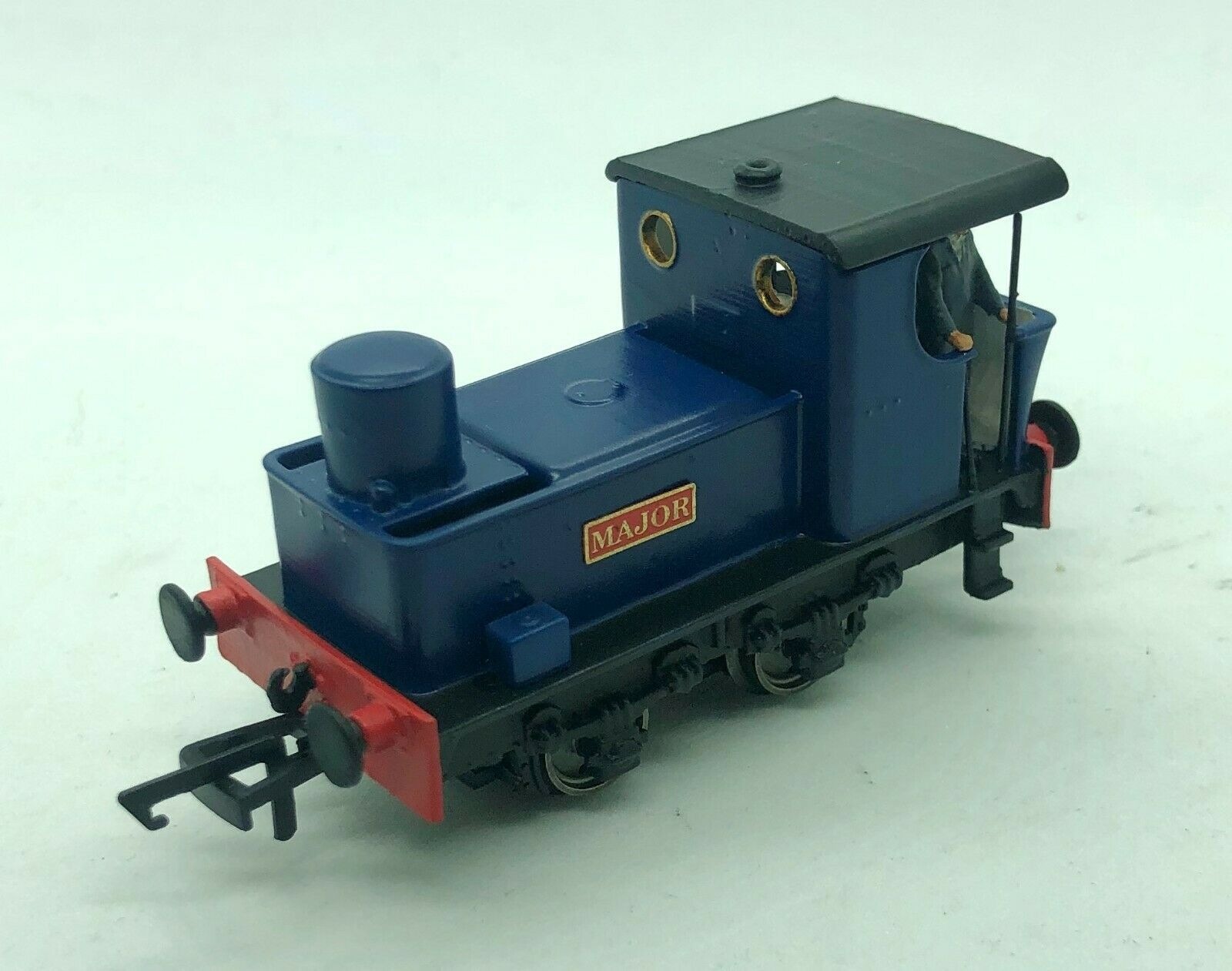 100hp Sentinel Prewar Ssquadra Locomotive corpo Kit for Hornby 48DS Chassis