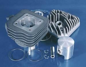 POLINI Kit cilindro piston motor POLINI Hierro  70cc Ø47 PEUGEOT Speedfight-Bux<wbr/>y