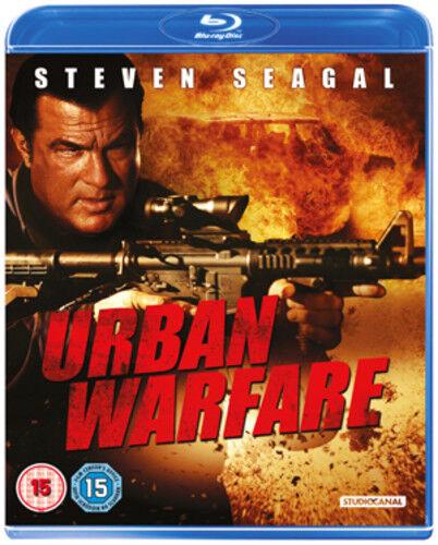 Urban Warfare Blu-ray (2012) Steven Seagal ***NEW***