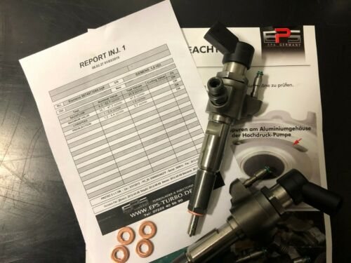 Injecteur Ford Transit Connet Citröen C5 Focus 1,6 HDI 9802448680 9674973080