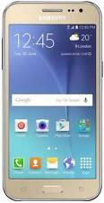 """Samsung India Warranty Galaxy J2 Dual SIM 8GB 1GB 4.7"""" 5MP 2MP Gold"""