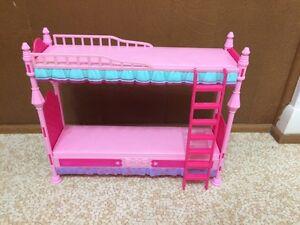 Muñeca Barbie Hermana Stacie Chelsea Skipper Sleeptime Dormitorio