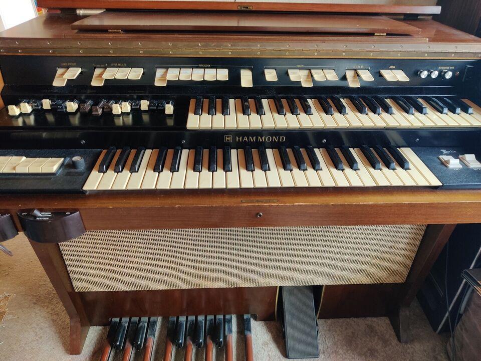 Hammondorgel, Hammond T200