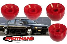 Prothane 8-1202 Front Strut Rod Bushing Insert Kit 90-97 Accord / 92-00 Prelude