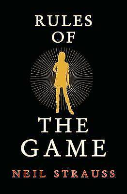1 of 1 - Rules of the Game by Neil Strauss...LGE P/B...VGC