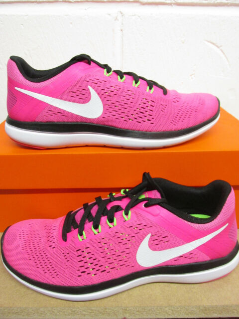 huge selection of 1953d b2a60 Nike Womens Flex 2016 RN Running Trainers 830751 600 Sneakers Shoes