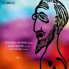 Satie / Ogawa - Erik Satie: Piano Music 1 [New SACD] Hybrid SACD
