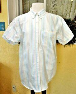 cabin creek 12 pastel stripe shirt white multi wrinkle