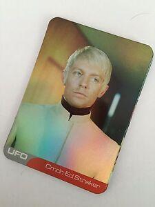 UFO-redondo-filo-a-prueba-de-aluminio-Mirror-9-CARD-CHASE-Juego-MUY-RARO