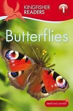 Kingfisher Readers: Butterflies (Level 1: Beginning to Read), Feldman, Thea, New