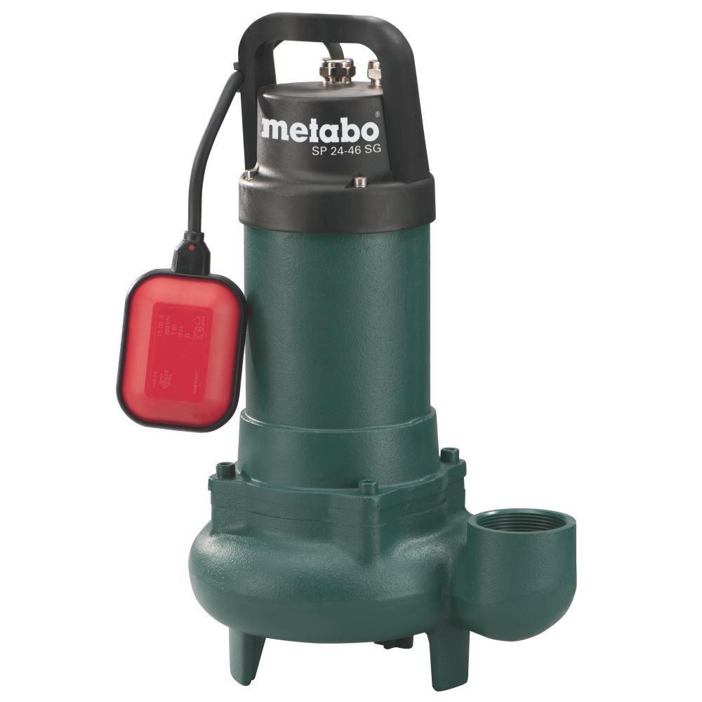 Metabo Pompa per acqua di scarico SP 24-46 SG 900 Watt