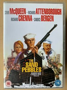 The-Sand-Pebbles-DVD-1966-War-Film-Movie-Classic-w-Steve-McQueen