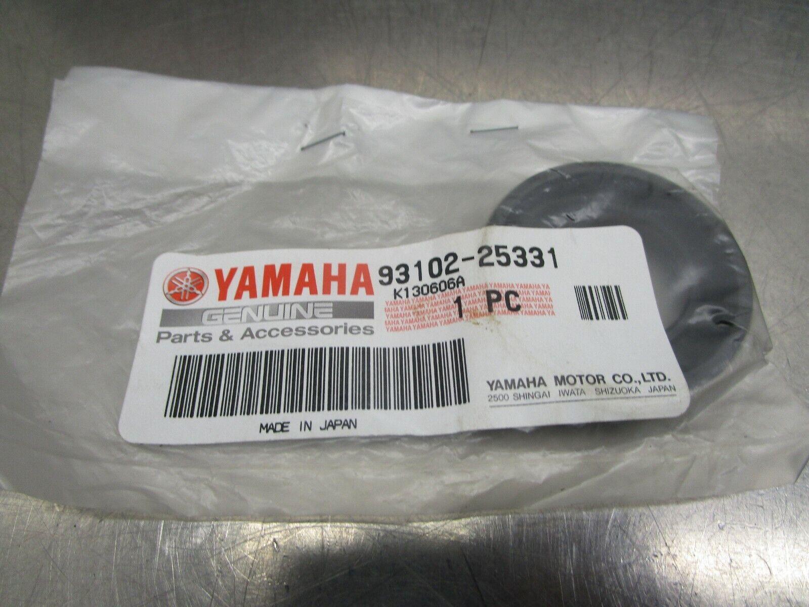 Yamaha 93102-25331-00 OIL SEAL,SD-TYPE; 931022533100