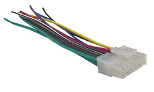 Wiring Harness Fits Boss Audio 550B 560BRGB 611UAB 618UA 619UAB 628UA  750BRGB +   eBayeBay