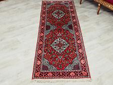 240x78 cm schöne handgeknüpften Kaschmir-seide Teppich kashmir-Silk rug No:105