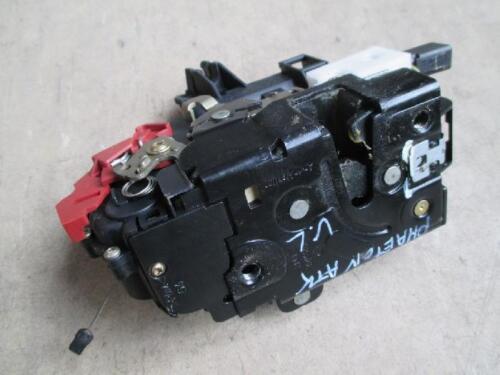 Stellmotor vorne links VW Phaeton Türschloß Schloß 3D1837015A