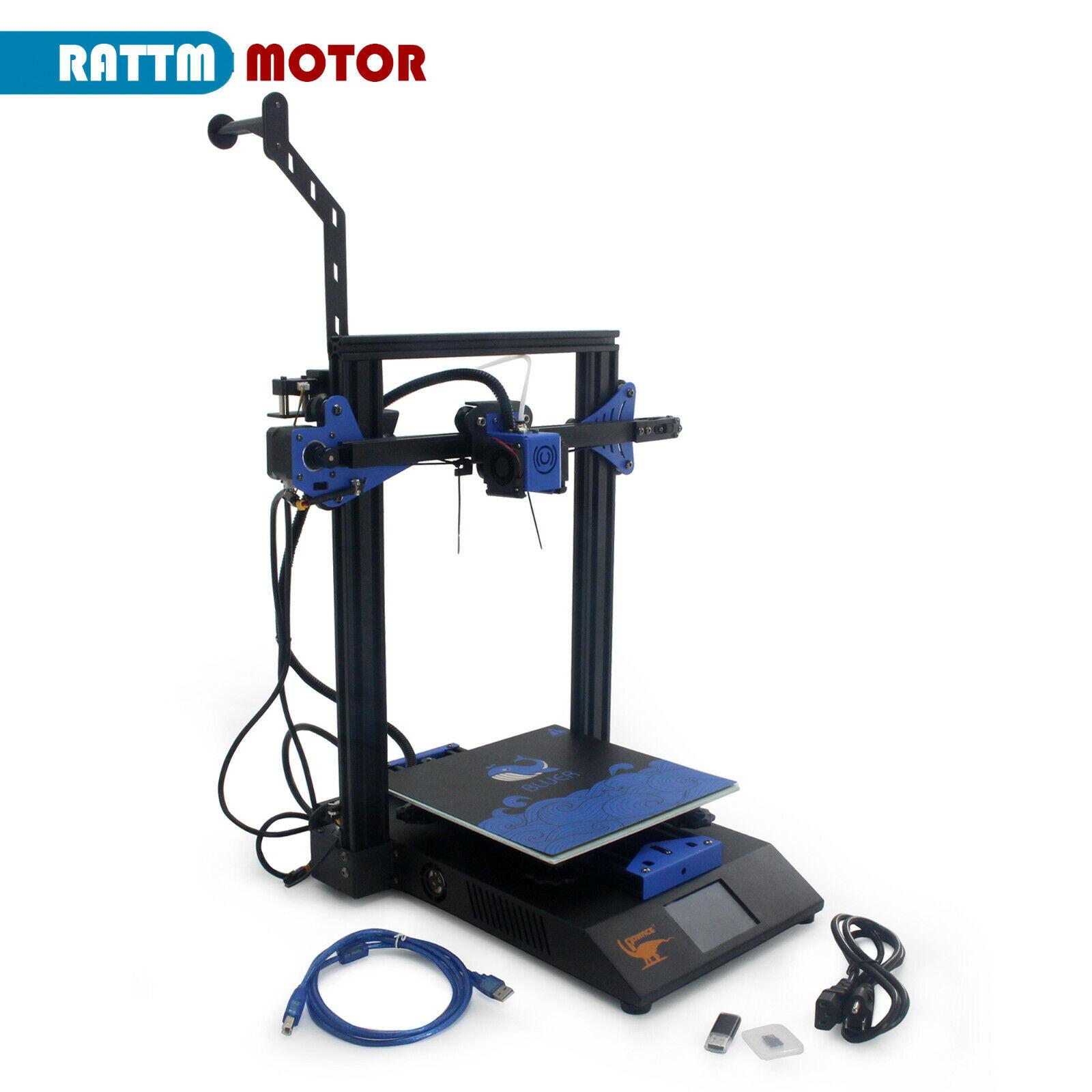 Twotrees Bluer 3D Printer 235x235x280mm Resume Printing PLC DIY 3D printers kit