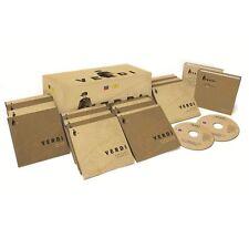 PAVAROTTI/CABALLE/+ -GIUSEPPE VERDI: SÄMTLICHE WERKE(LIMITED EDITION) 75 CD NEU