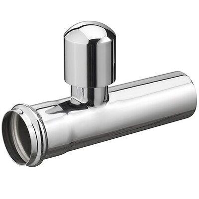 Sifon Verl/ängerungsrohr mit Rohrbel/üfter 32 x 125 mm