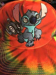 55fcd84dced Disney LILO AND STITCH SnapBack Hat. Brand New. One Size Fits All