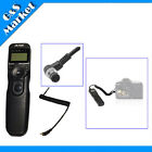 Wired Timer Remote Control Shutter Release JYC MC-N1 for nikon D3 D700 D300 D200