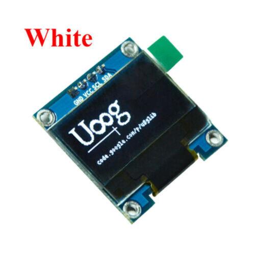 "0.96/"" I2C IIC SPI Serial 128X64 OLED LCD LED Display Module for Arduino SSD1306"