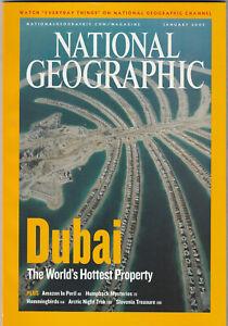 NATIONAL-GEOGRAPHIC-Magazine-January-2007-Dubai