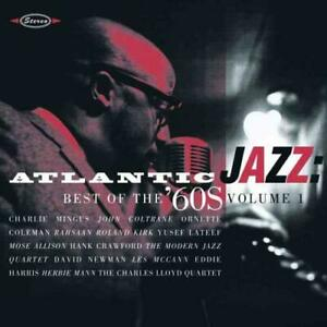 VARIOUS-ARTISTS-ATLANTIC-JAZZ-BEST-OF-THE-039-60S-VOL-1-NEW-CD