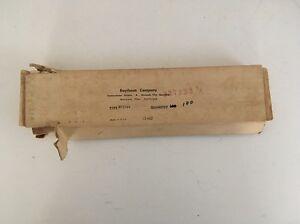 Vintage Raytheon Company Type RT-3744 Semiconductors?