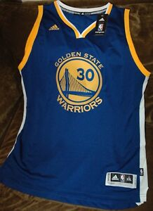 size 40 eee95 cd22d Details about Stephen Curry jersey! Golden State Warriors men's 2XL NEW  with tags Swingman NBA