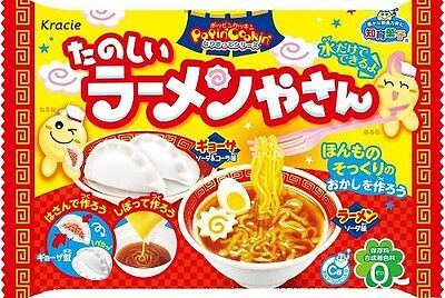 Kracie Japan Make it yourself Popin Cookin ramen noode lshop  DIY Candy gummy