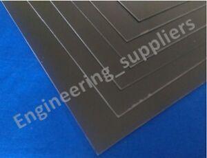 100% Vrai 1 Mm Noir Plasticard Feuille Polystyrène Choc Matt/gloss Hanches A5, A4 & A3-afficher Le Titre D'origine