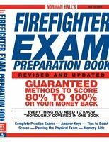 Norman Hall`s Firefighter Exam Preparation Book By Norman Hall, (paperback), F+w