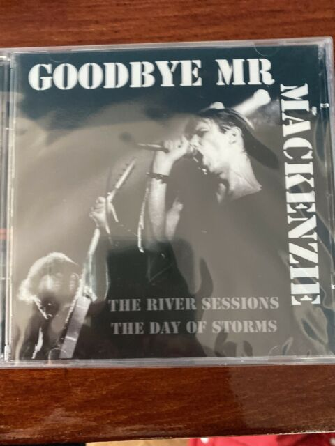 Goodbye Mr Mckenzie -The River Sessions The Day Of Storm 2Cd RARE Shirley Mansun